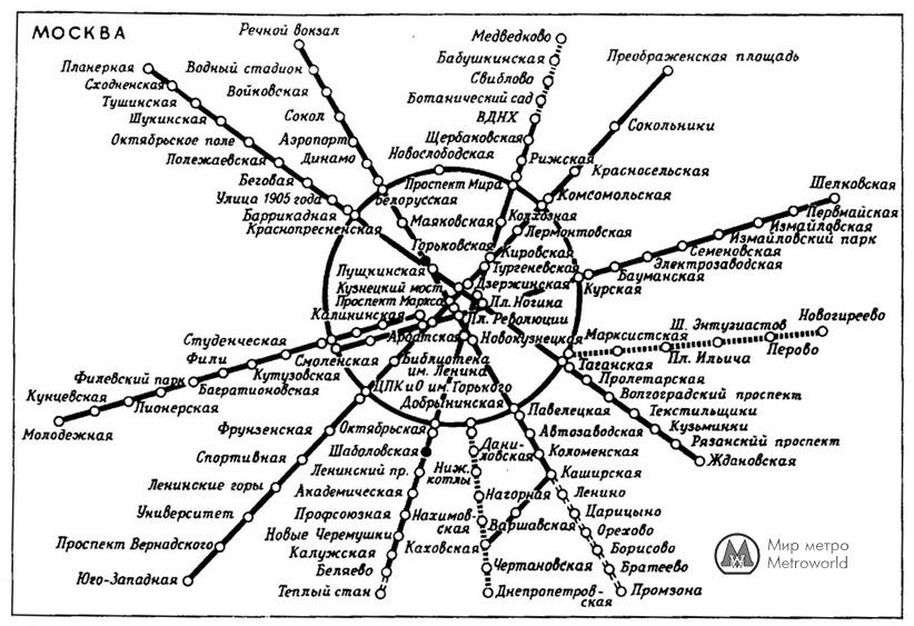 Схема из Советской