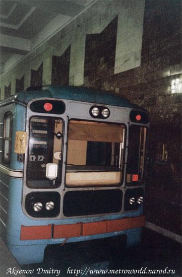 "поезд на ""Буревестник"","