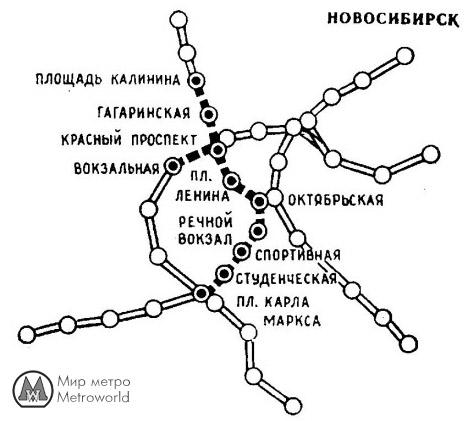 1982 - Схема