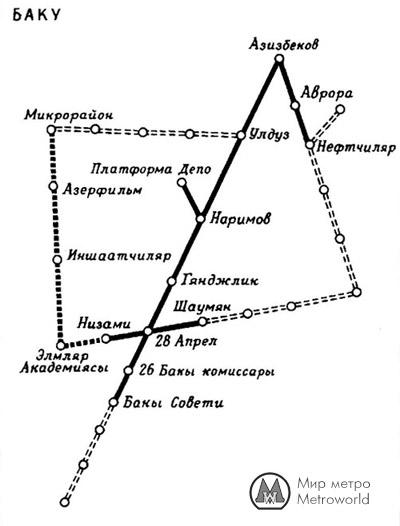 На сайте Д. Аксёнова добавлены новые схемы метро.Одну из них (1977 года) не могу не показать тут.  7602 posts.